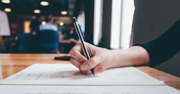 家計簿、手書き